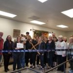 Ribbon Cutting with the Paso Robles chamber of commerce