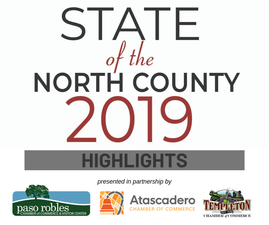 state of the north county 2019 highlights logo
