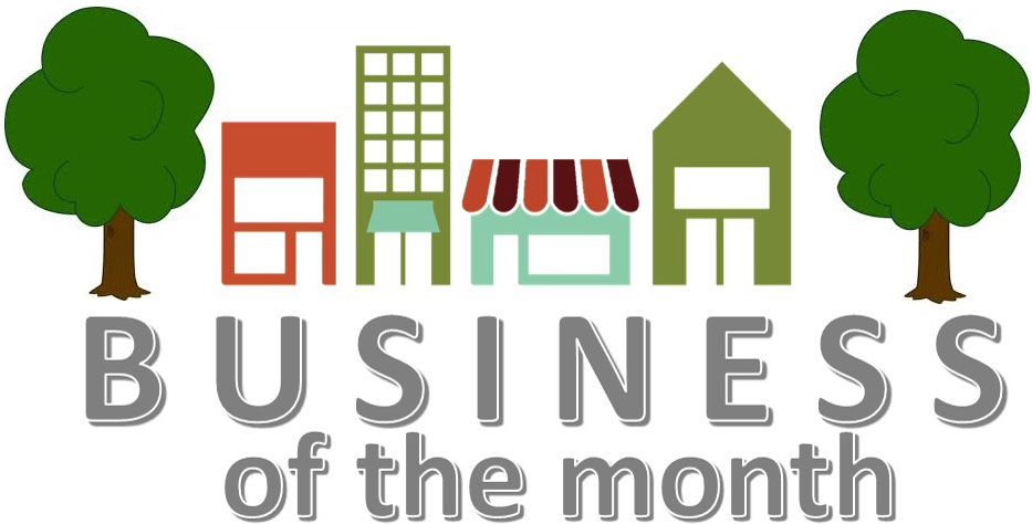 Business of the Month graphic
