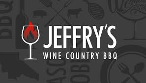 Jeffry's Wine Country BBQ logo