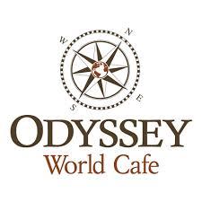 Odyssey World Cafe logo