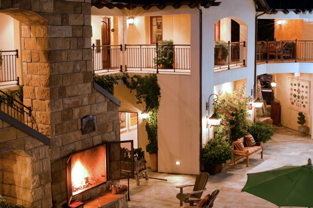 hotel cheval in Paso Robles