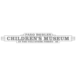 Paso Robles childrens museum logo