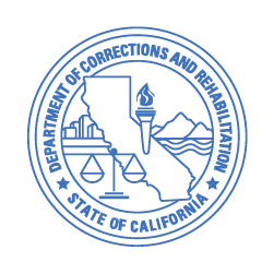 department of corrections and rehabilitation state of California logo