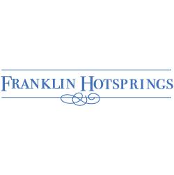Franklin hot springs logo