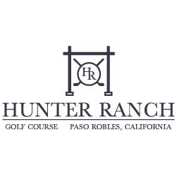 hunter ranch golf course Paso Robles logo