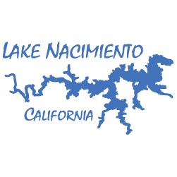 Lake Nacimiento california logo