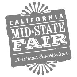 California mid state fair in paso robles logo