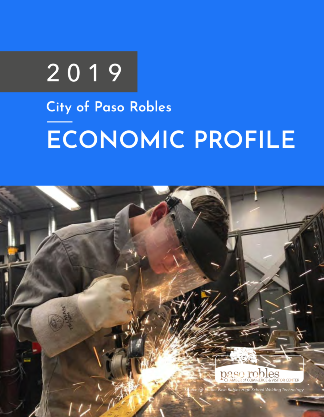 Economic Profile packet cover