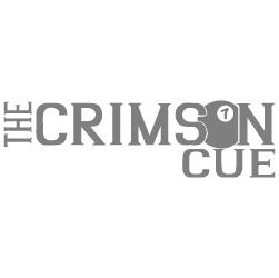 the crimson cue in Paso Robles logo