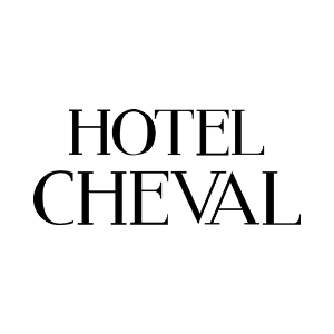 hotel cheval logo