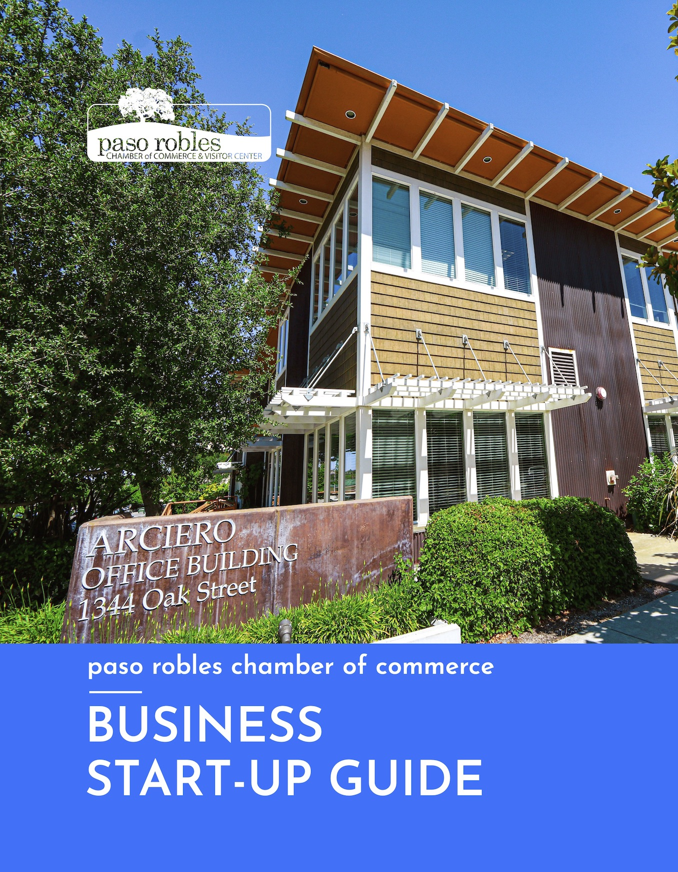 Business Start-Up Guide for paso robles businesses
