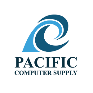 pacific computer supply logo