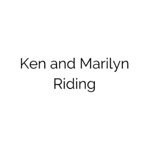 ken and marilyn riding logo