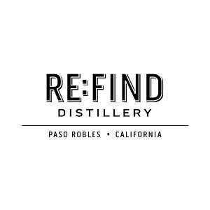 refind distillery logo