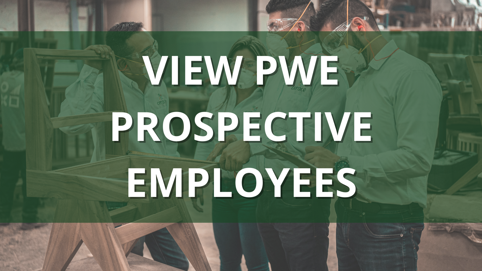 view paid work experience prospective employees