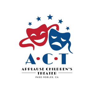 applause children's theater logo