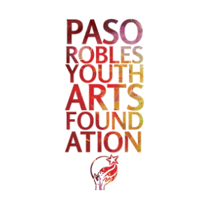 paso robles youth arts foundation logo