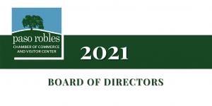 2021 Chamber Board of Directors