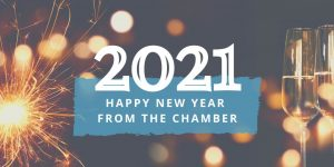 happy 2021 from the chamber