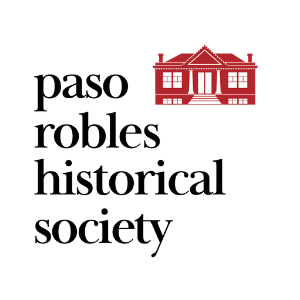 Paso Robles historical society logo