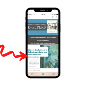 eflyer advertising