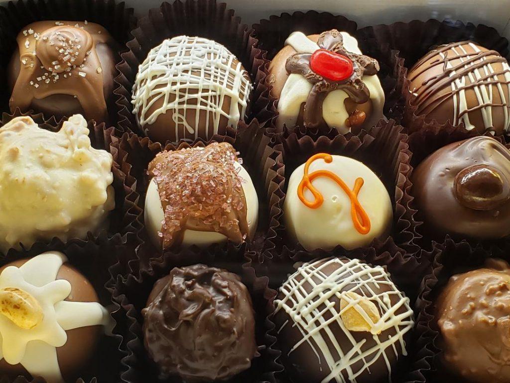 slo sweets chocolate
