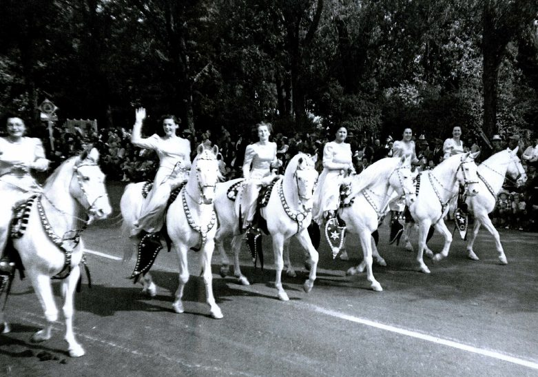 Pioneer Day 1950. Image courtesy of Paso Robles History Museum.
