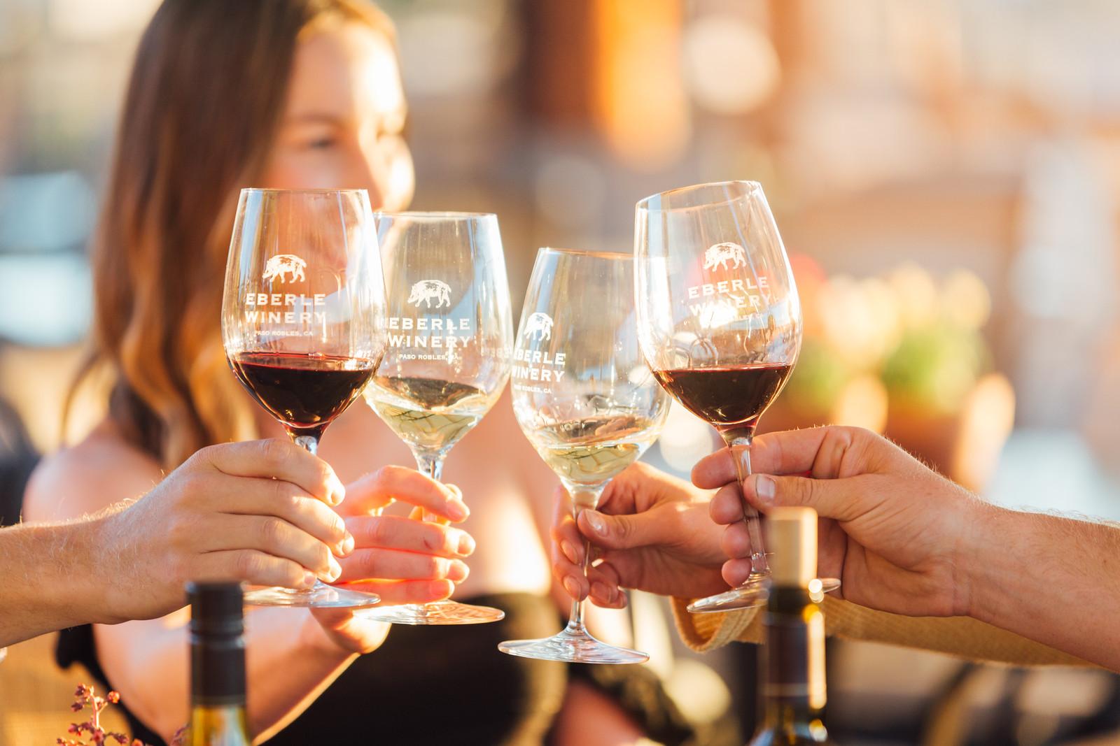 eberle wine glasses