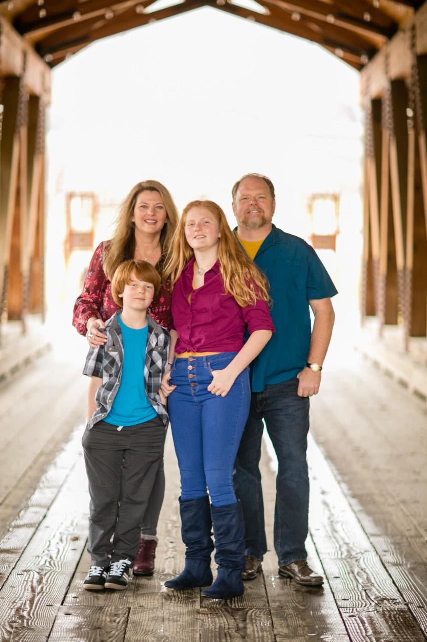 jeff railsback family