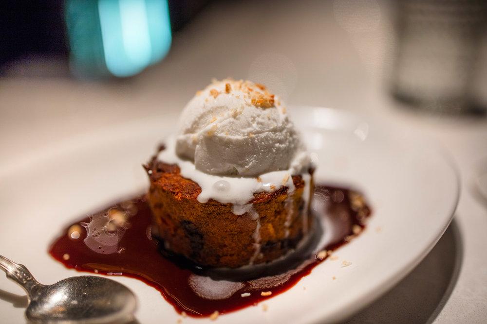 Thomas Hill organics dessert