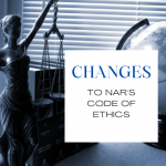 Changes to NAR's Code of Ethics