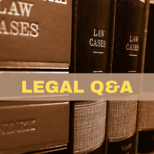 Legal Q and A