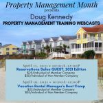 Doug Kennedy During Property Management Month