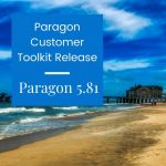Paragon Customer Toolkit Release