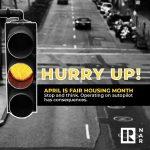 Fair Housing Month