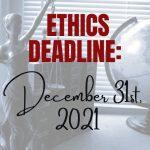 Ethics certificates