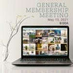 May General Membership Meeting