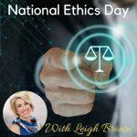 National Ethics Day