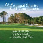 31st Annual Golf Tournament