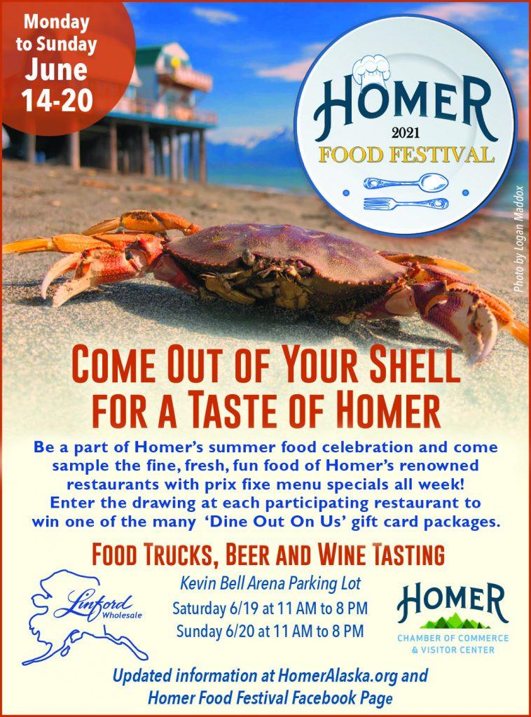 Taste of Homer food festival