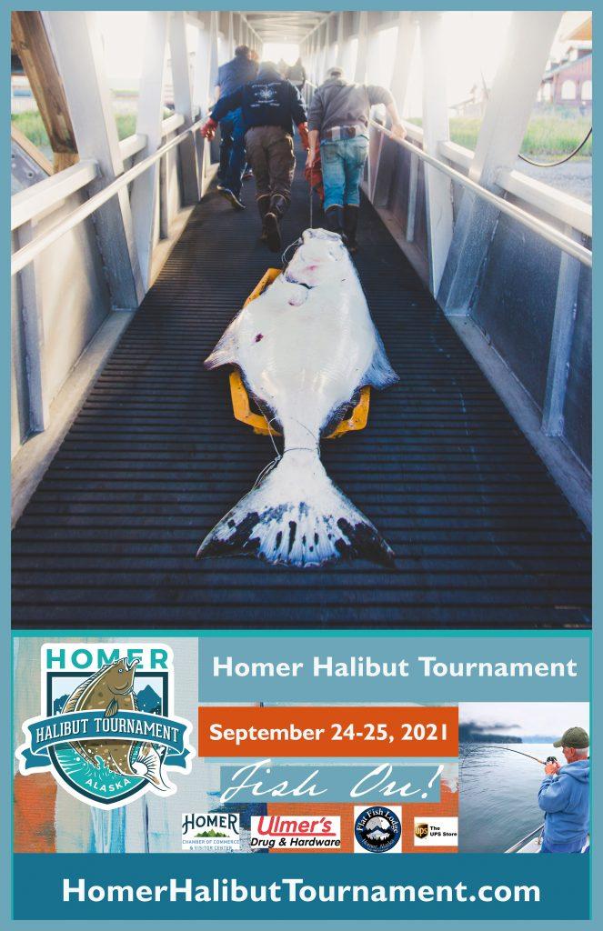 Homer Alaska Annual Halibut Derby