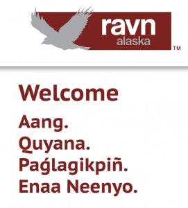 Ravn Air box