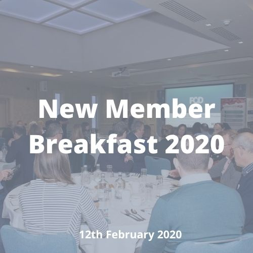New Member Breakfast 2020