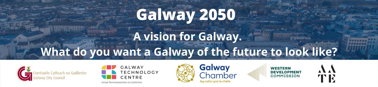 Launch Galway 2050 – A Draft Vision' (Email Header) (900 x 300 px) (1300 x 300 px)