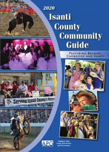 2020 Isanti County Community Guide cover