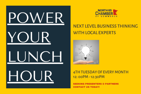 Website Highlights Power Your Lunch Hour