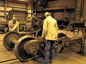 LCRA Railcar Facility