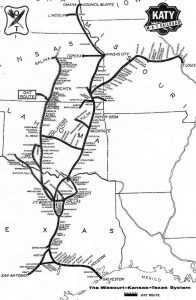 Railroad Museum & Depot map