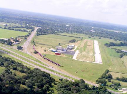 Smithville Municipal Airport
